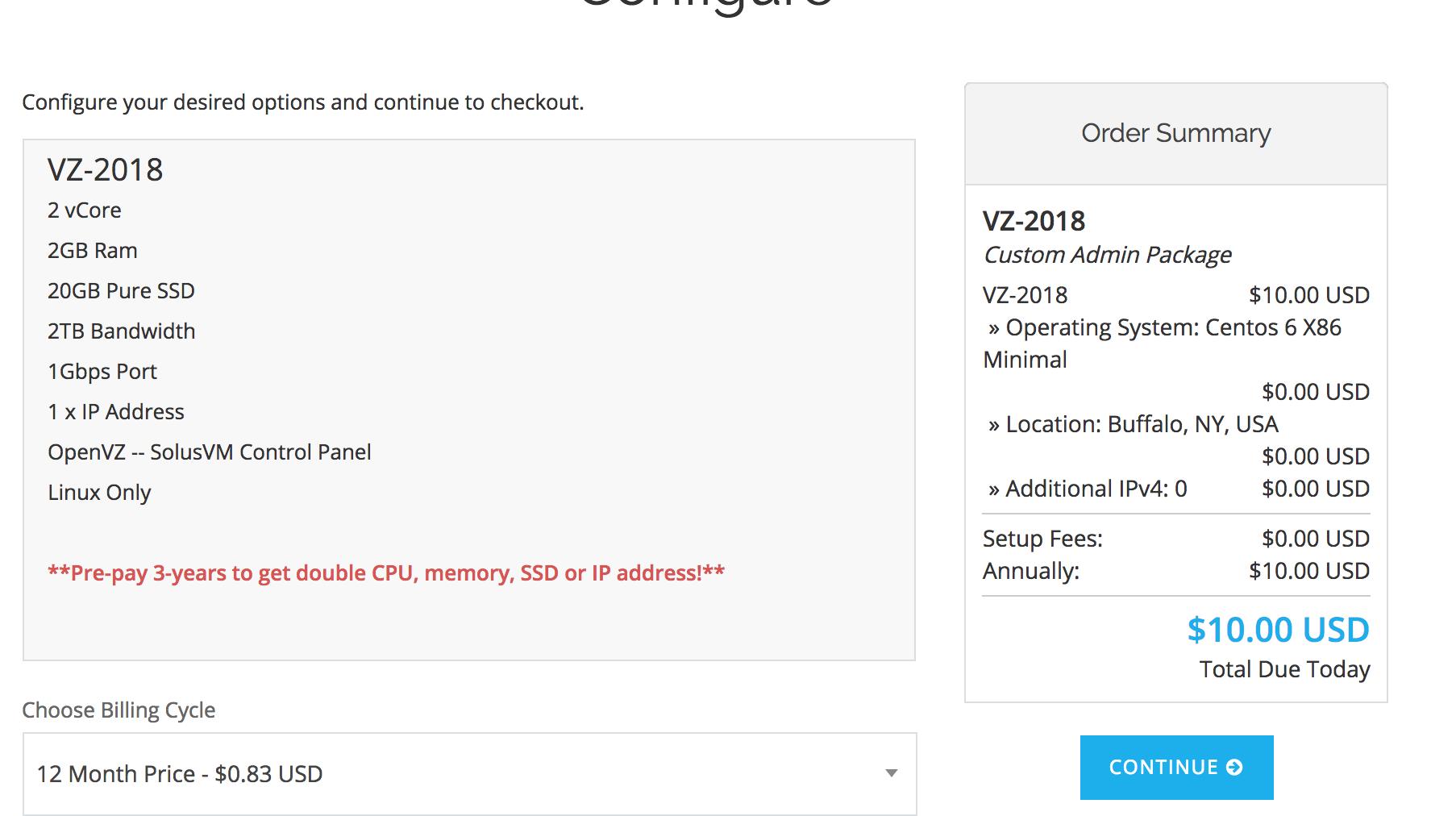 HiFormance - 2GB OpenVZ每年10.00美元或2GB KVM VPS每月5美元!