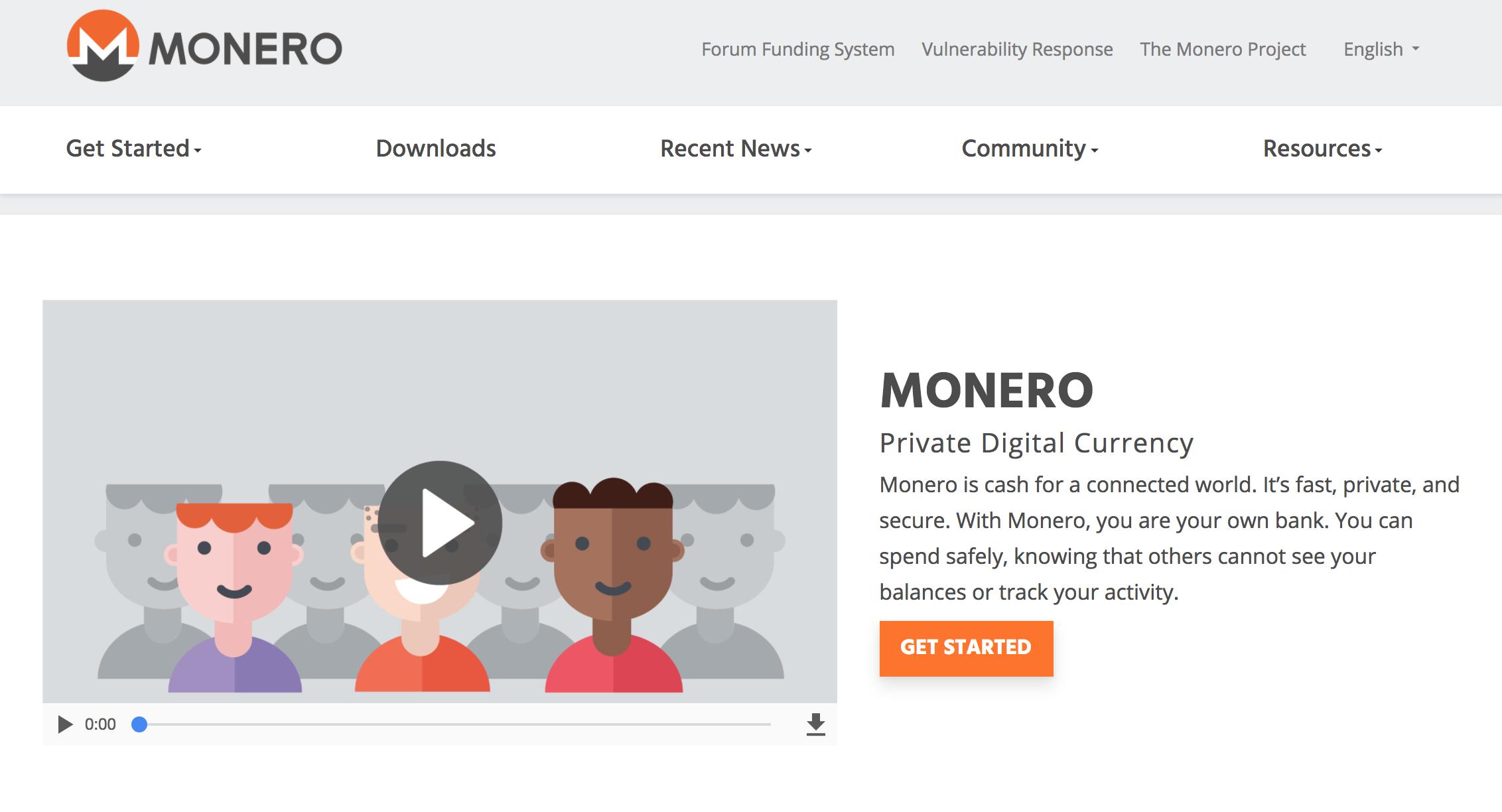 门罗币Monero(XMR)是什么意思