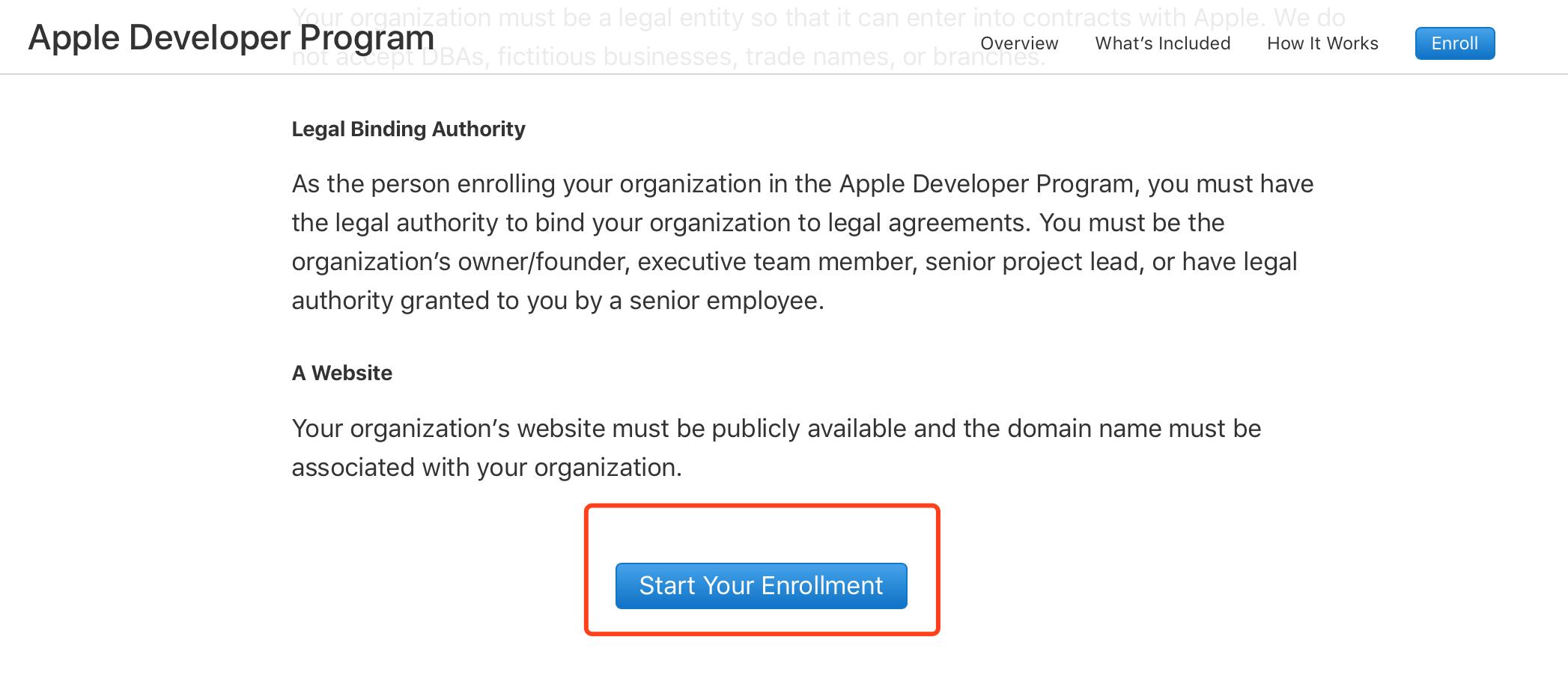 20180507-最新Apple开发者公司账号的申请过程(五)-申请苹果公司开发者账号-资料提交