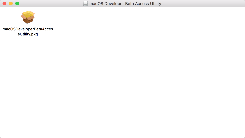 20180718 - MacBook Pro 安装最新版macOS操作系统- macOS Mojave 10.14 beta 4 的详细安装过程