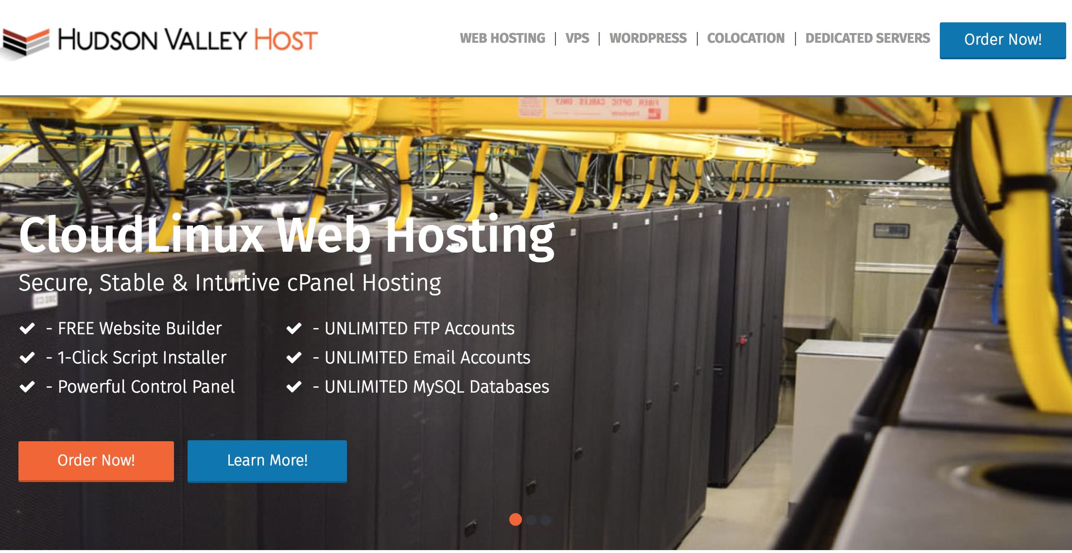 HudsonValleyHost VPS优惠信息 -VPS虚拟主机-Linux/Windows 年付50美元-纽约VPS