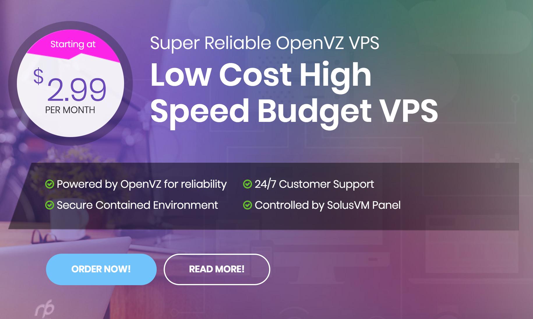NFP Hosting美国VPS主机-1GB RAM 20GBHHD KVM VPS 年付15美元-年付36美元KVM VPS 免费支持Windows