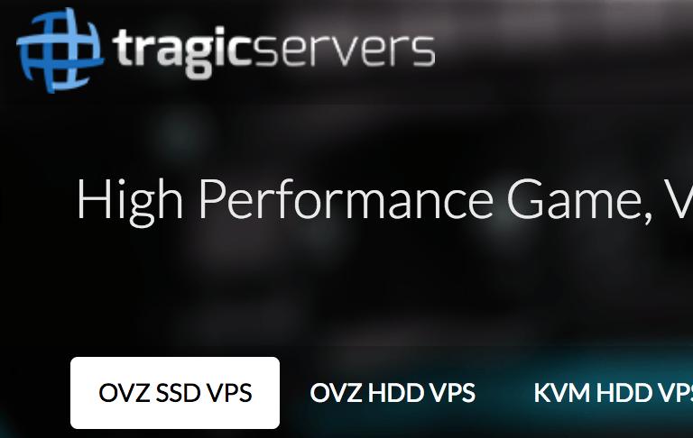 "TragicServers.com 美国VPS-又出来炒冷饭了- TragicServers优惠码""AUGUST40"" 优惠%40"
