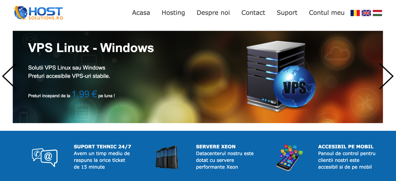 HostSolutions VPS,HostSolutions优惠码:newlocation,1T硬盘VPS,HostSolutions PT VPS