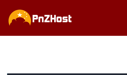 PNZHost-年付15美元洛杉矶KVM-VPS购买链接,PNZHost年付25美元、55美元KVM-VPS优惠信息,PNZHost促销,PNZHost优惠码