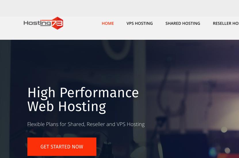 #年付14美元VPS# Hosting73,1.5GB内存,25GB SSD,2TB月流量,1xIPv4,OpenVZ虚拟化,亚特兰大VPS,Hosting73优惠码,Hosting73官网