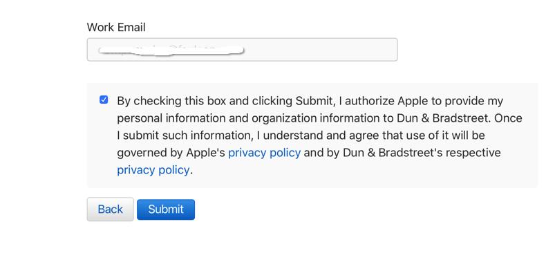 iOS最新申请DNUS(邓白氏)详细过程,iOS开发者申请DNUS(邓白氏)相关细节,申请DNUS(邓白氏)的方法