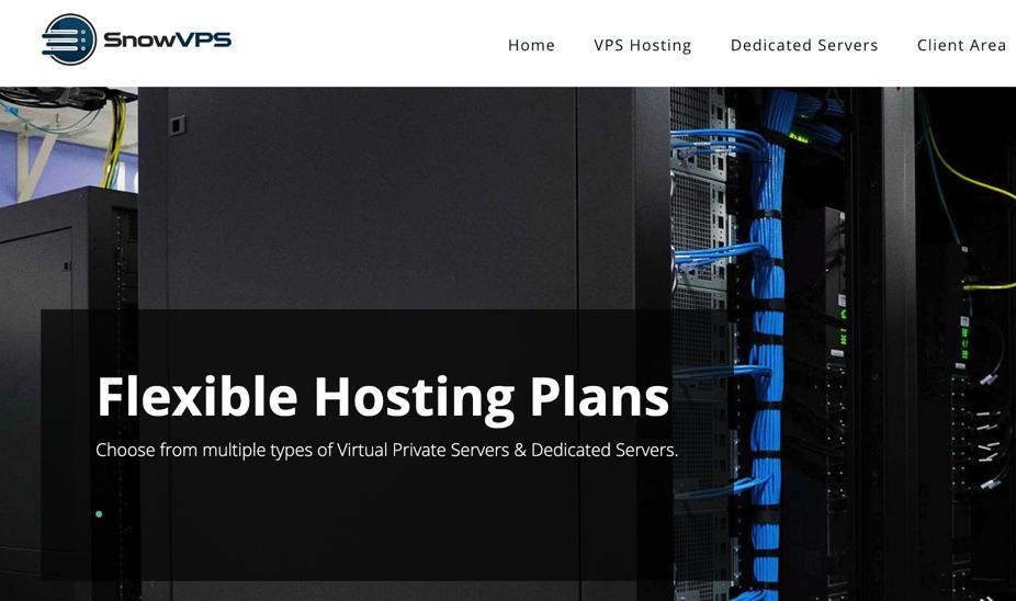 年付12美元OpenVZ VPS年付15美元KVM VPS - SnowVPS芝加哥年付12美元VPS,SnowVPS芝加哥年付15美元VPSSnowVPS优惠码,SnowVPS官网