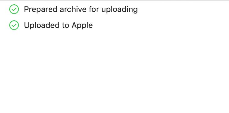 AppStoer打包上传时提示:ERROR ITMS-90062