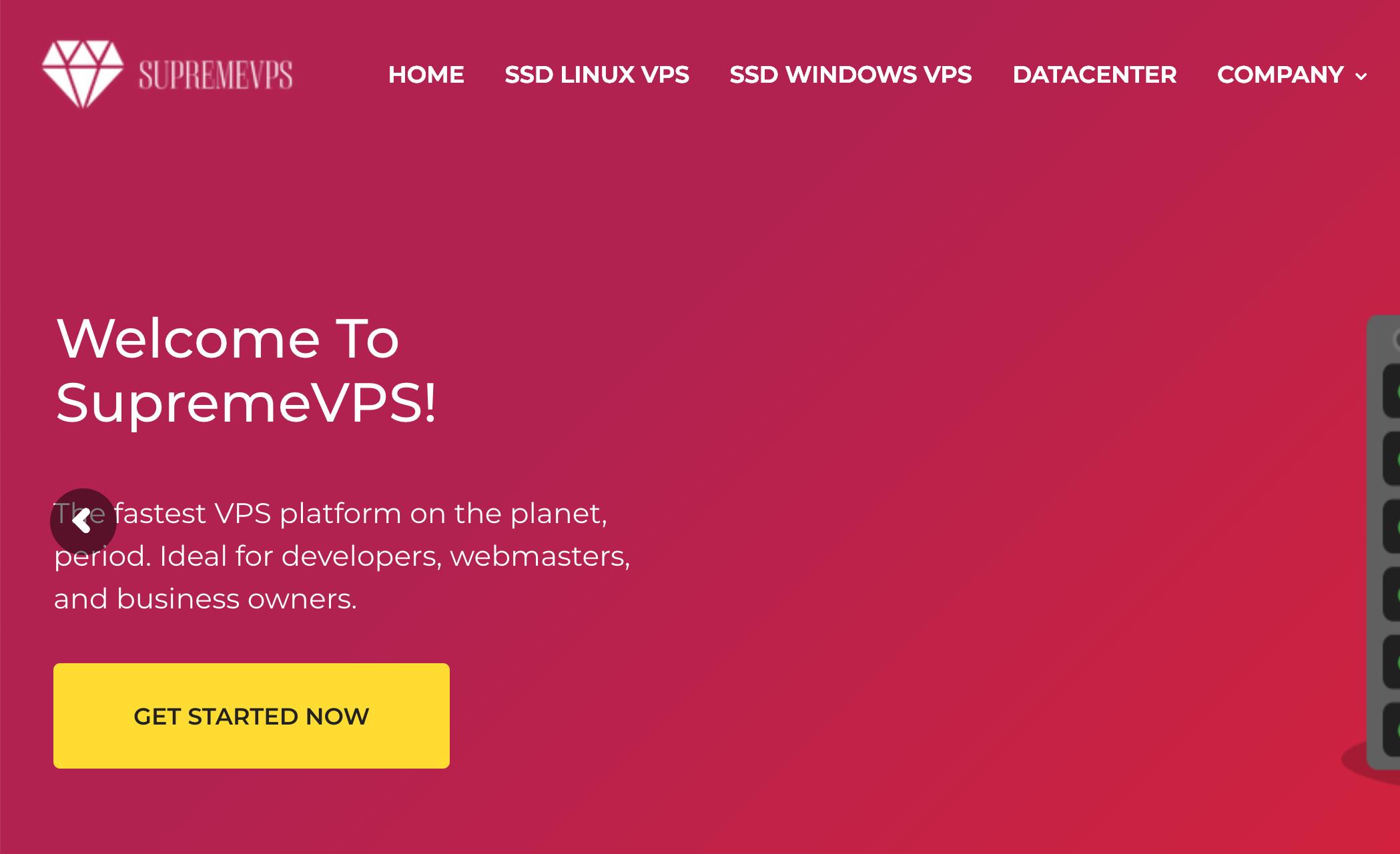支持支付宝、微信支付的VPS - SupremeVPS Linux Windows年付29美元起,KVM 虚拟化,洛杉矶、水牛城年付VPS,SupremeVPS优惠码