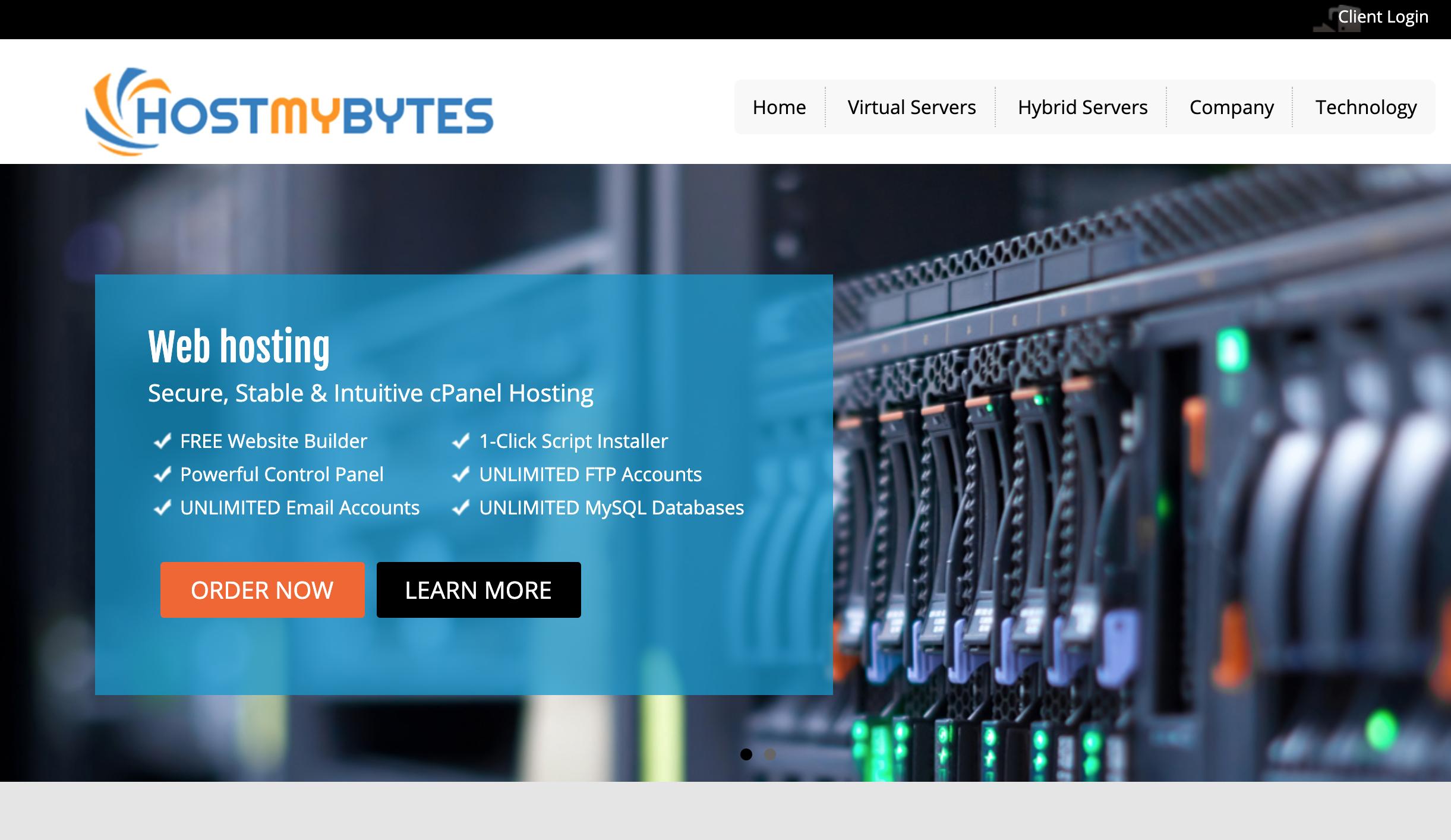 HostMyBytes洛杉矶、纽约 OpenVZ SSD VPS 年付23美元起,HostMyBytes支持支付宝、微信支付,HostMyBytes优惠码