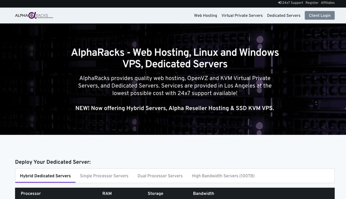 支持支付宝支付的VPS金刚侠AlphaRacks发来新的优惠信息,年付12美元 OpenVZ VPS,AlphaRacks涨价了,AlphaRacks优惠码