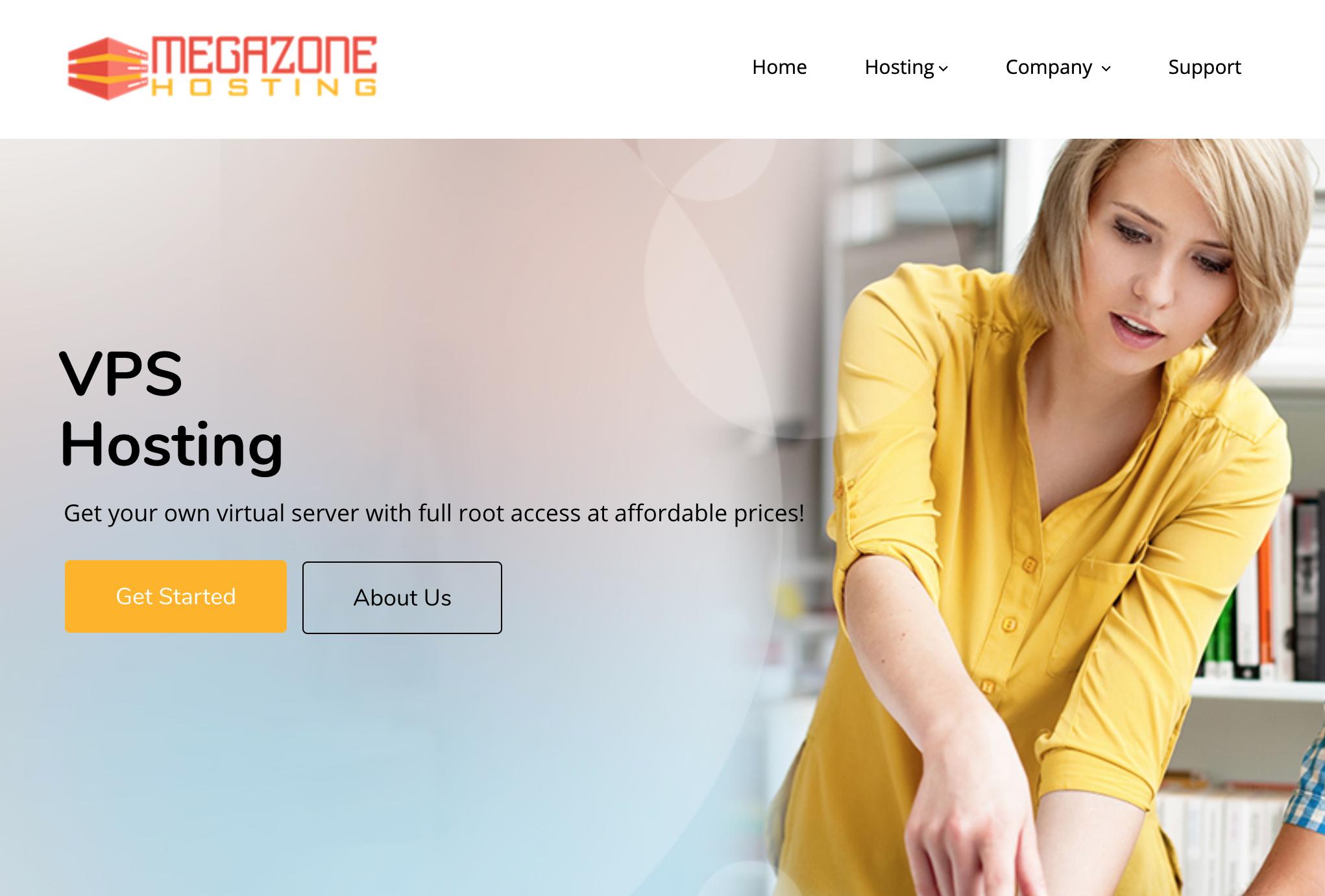 MegaZoneHosting 年付21美元SSD VPS,芝加哥、水牛城数据中心,支持PayPal付款,MegaZoneHosting优惠码