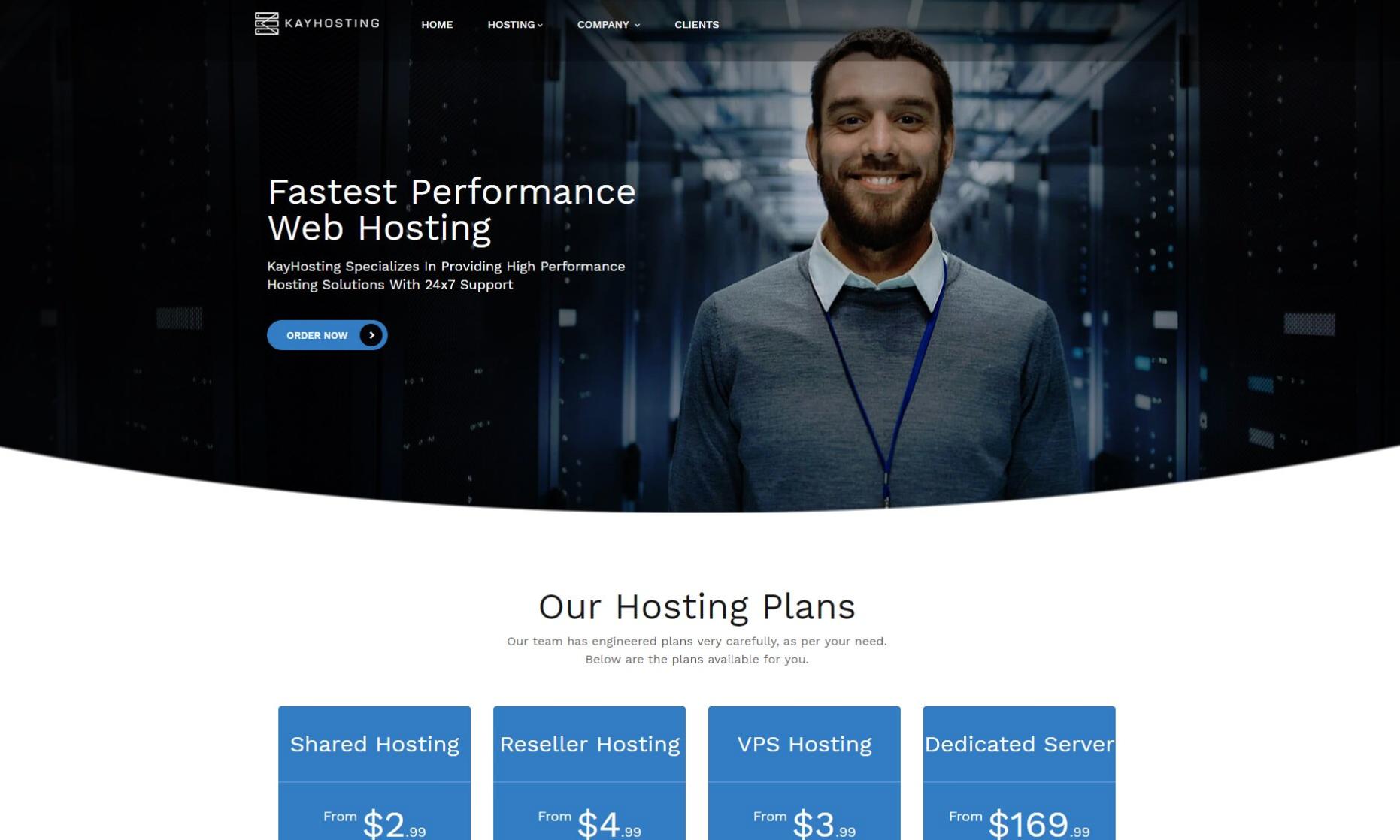 支持支付宝购买KayHosting芝加哥免费Windows KVM SSD VPS年付39美元起,支持自定义ISO、自定义内核、支持Docker
