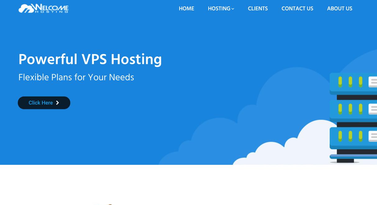 WelcomeHosting推出年付42美元洛杉矶KVM VPS,支持Windows系统 4GB内存 40GB SSD存储,WelcomeHosting最新优惠