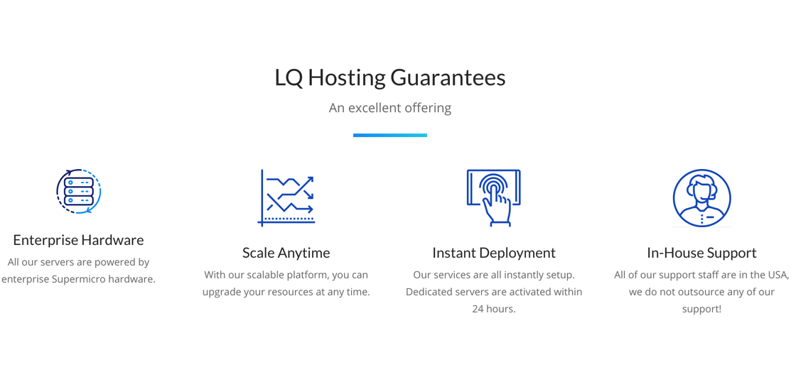LQHosting芝加哥KVM虚拟化VPS,年付25美元起!支持微信、支付宝支付。