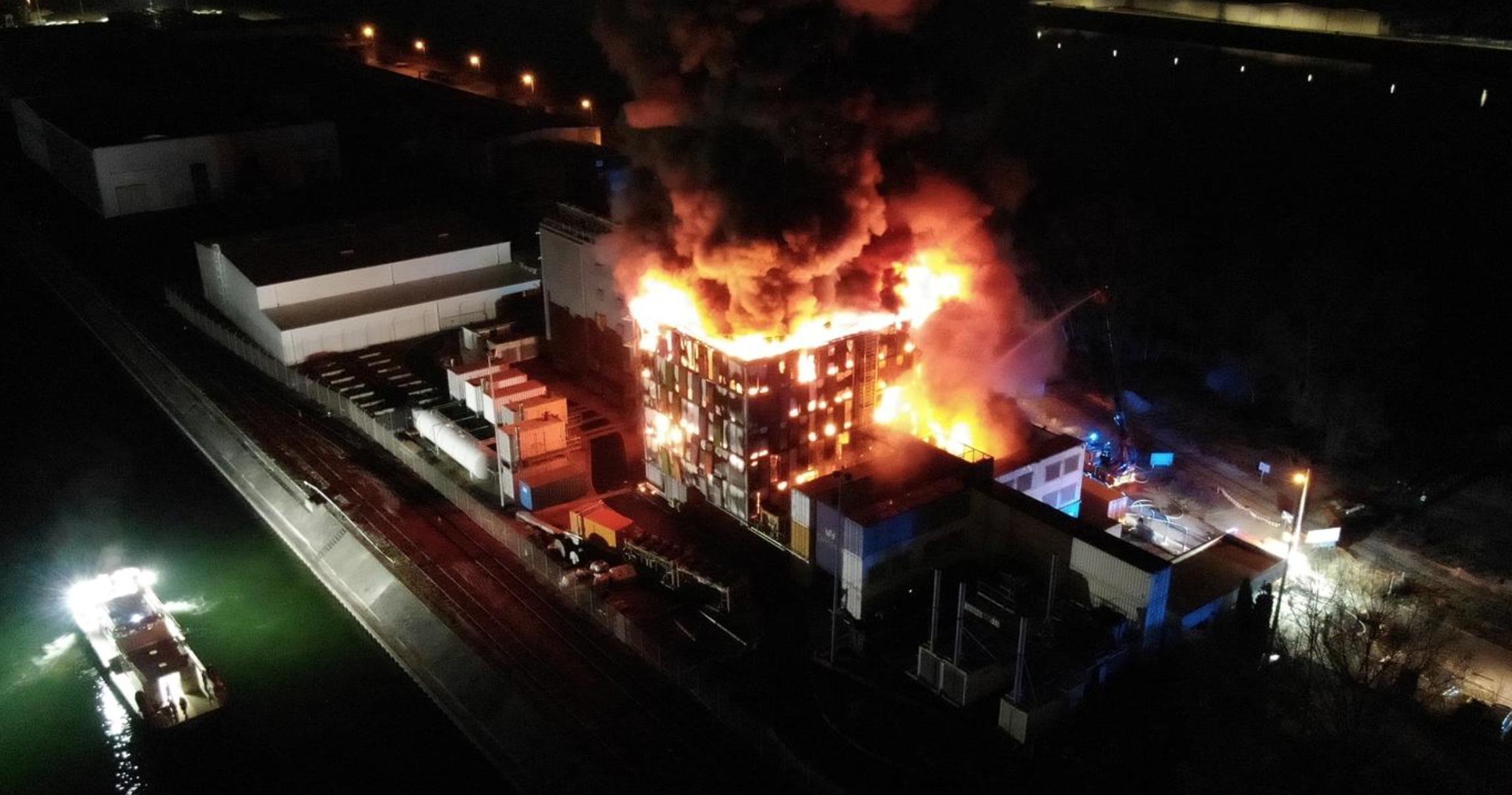 OVH 位于法国斯特拉斯堡发生了火灾,SBG2 数据中心被完全被烧毁!