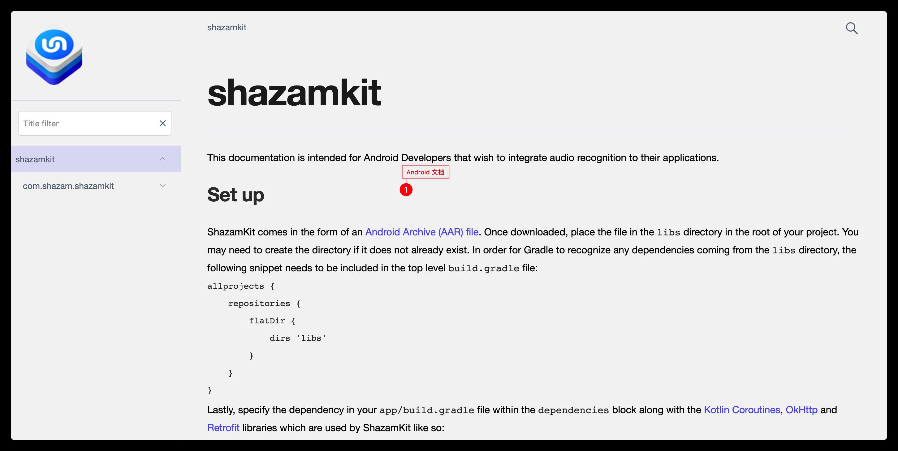 Apple更新: ShazamKit 音频识别,此SDK可以直接接入在Android系统中。